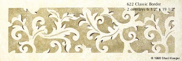 classic border designs